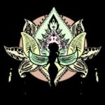 Logo Voyage au Jardin des Sens esthétique à domicile