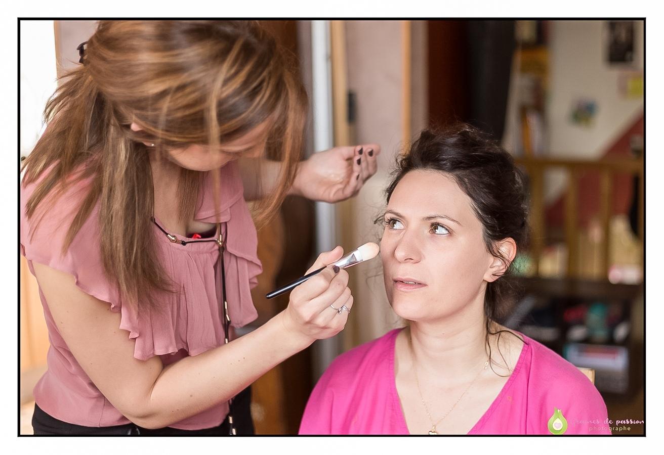 Sylvia maquilleuse professionnelle à domicile 8-Maquillage à