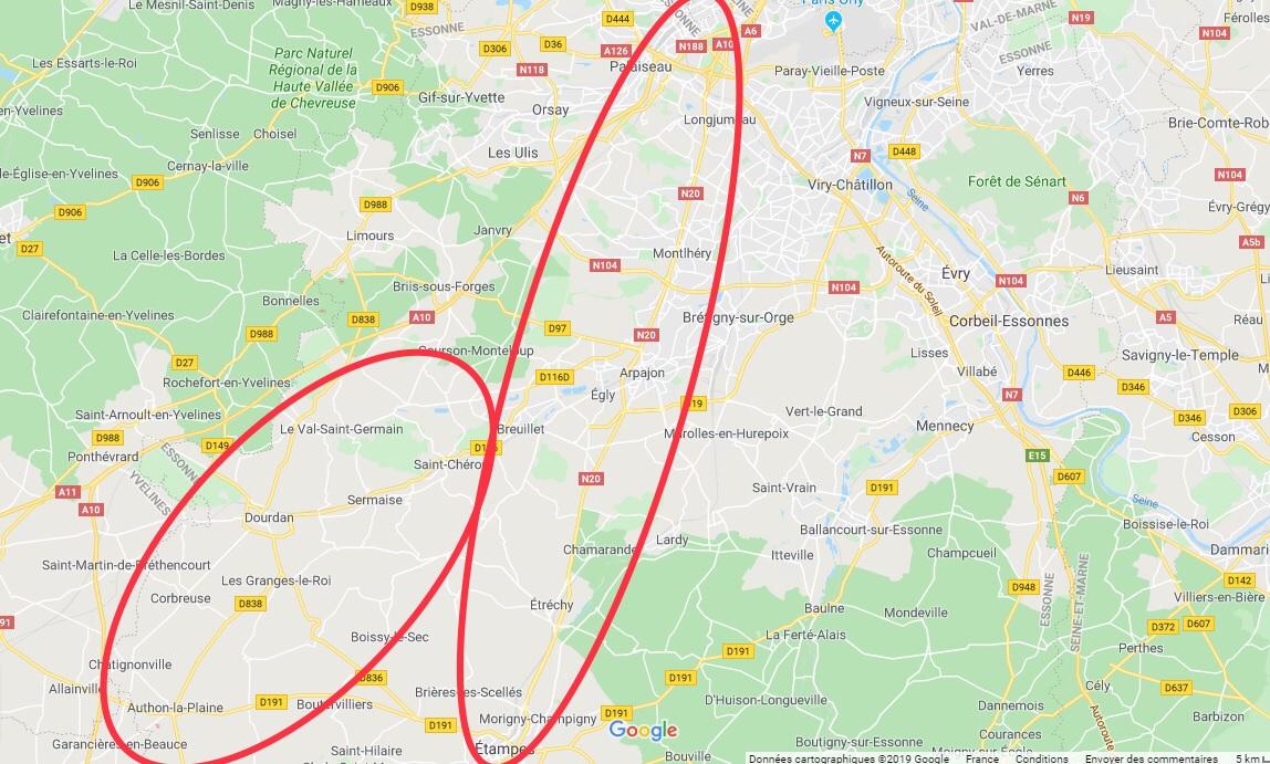 Esthétique en Essonnes 91, Déplacement en Haut-de-seine et Val-de-Marnes également